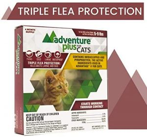 Adventure Plus Triple Flea Protection