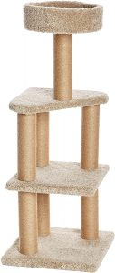 AmazonBasics Cat Activity Tree
