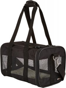 AmazonBasics Pet Travel Carrier