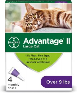 Bayer Advantage II Flea Prevention And Treatment