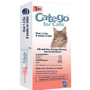 Catego Fast-Acting Flea And Tick Treatment