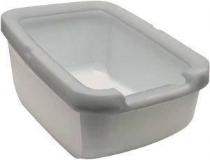 Catit Cat Litter Pan, Gray