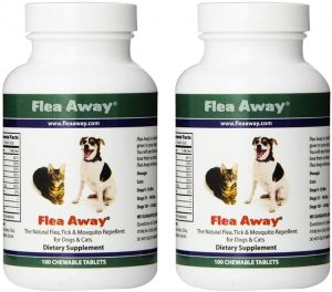 Flea Away Flea Tick And Mosquito Repellent