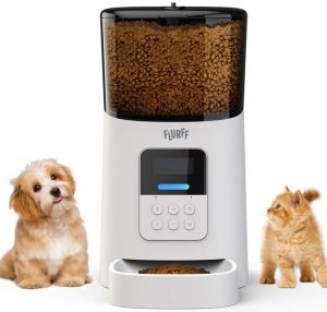 Fluff Automatic Cat Feeder