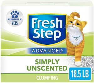 Fresh Step Cat Litter Crystals