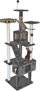 Furhaven Pet Tall Cat Tree