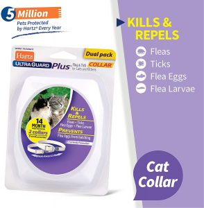 Hartz UltraGuard Plus Flea And Tick Collar