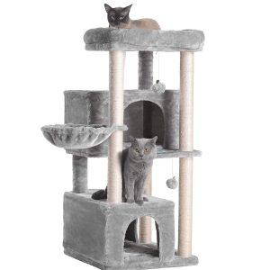 Hey Brother Multi-Level Cat Tree
