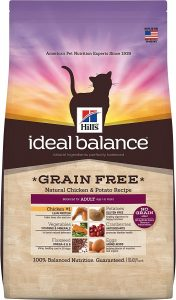Hill's Ideal Balance Adult Grain-Free Cat Food