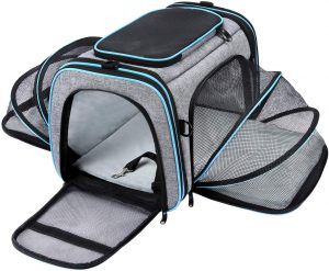 MASKEYON Airline Approved Pet Carrier