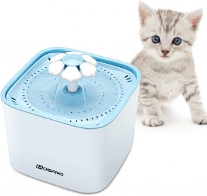 Mospro Pet Fountain Cat Water Dispenser