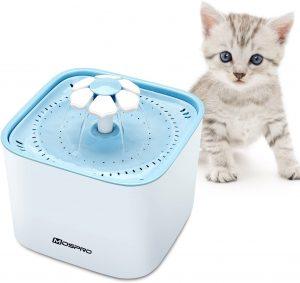 Mospro Pet Fountain Cat Water Dispenser