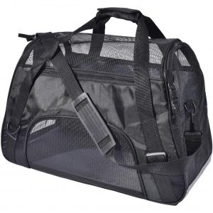 PPOGOO Large Pet Travel Carriers
