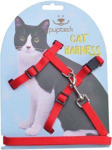 PUPTECK Adjustable Cat Harness