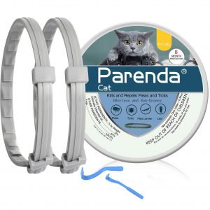 Parenda Adjustable Flea And Tick Collar