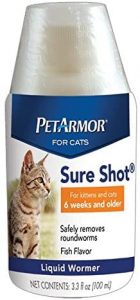 PetArmor Sure Shot Liquid Wormer