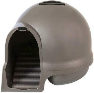 PetMate Booda Dome Cleanstep Cat Litter Box