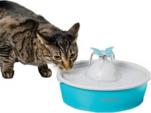 PetSafe Drinkwell Butterfly or Original Pet Fountains