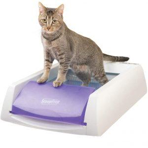 PetSafe Scoopfree Automatic Cat Litter Box