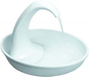 Pioneer Pet Swan Pet Drinking Fountain