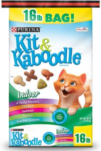 Purina Kit & Kaboodle Indoor Dry Cat Food