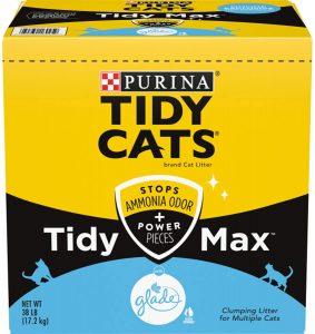 Purina Tidy Cats Tidy Max Clumping Cat Litter