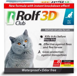 Rolf Club 3D Flea Collar
