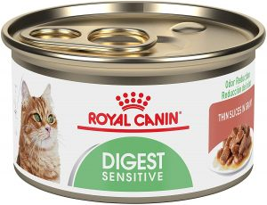 Royal Canin Digest Sensitive Thinned Slices In Gravy