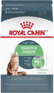 Royal Canin Digestive Car Dry Cat Food