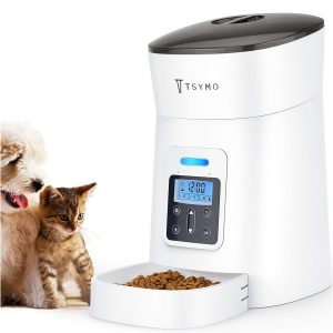 TSYMO Automatic Cat Feeder