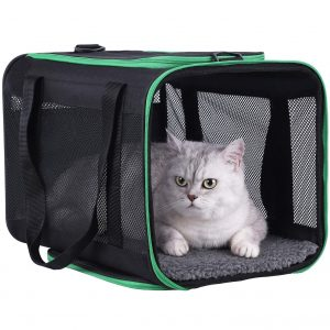 Petisfam Top Load Pet Carrier