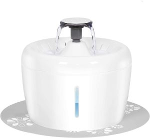 UPSKY Cat Water Fountain