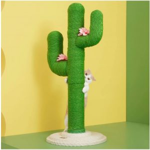 VETRESKA Cactus Cat Scratching Post