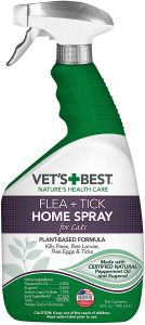 Vet's Best Flea And Tick Home Spray